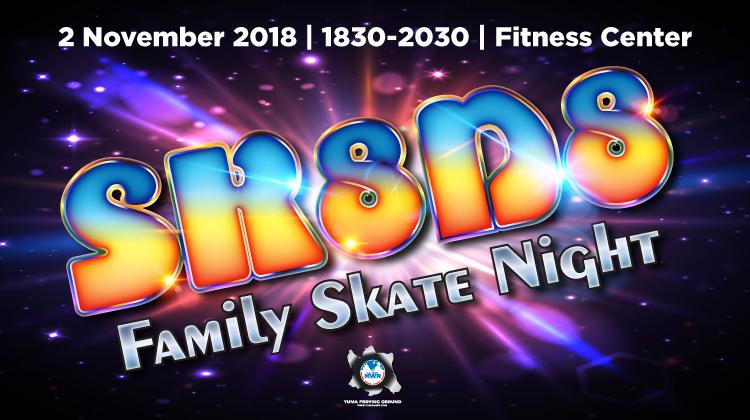 Sk8D8 Family Skate Night