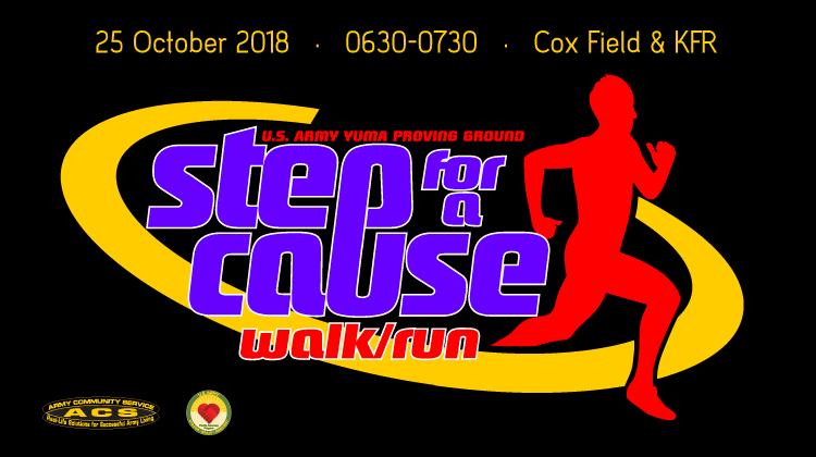 Step for a Cause Walk/Run